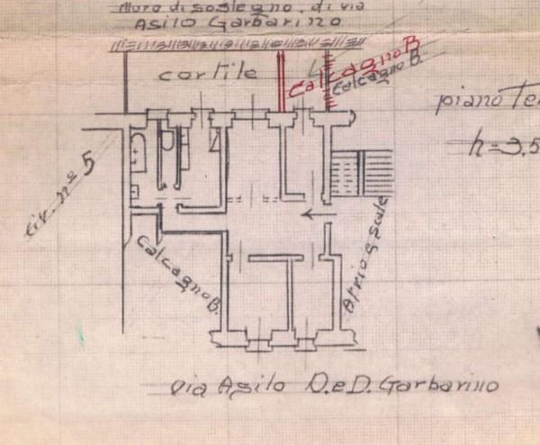 Appartamento in vendita a Genova, San Teodoro, Con giardino, 125 mq - Foto 3