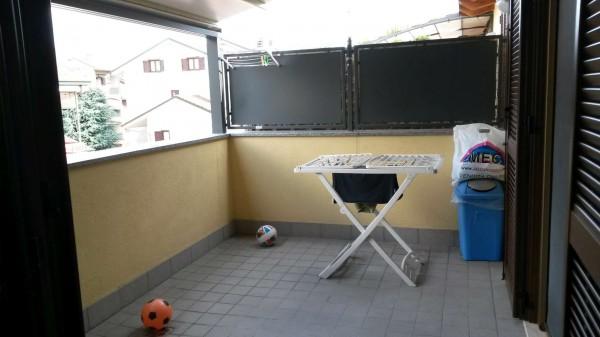 Appartamento in vendita a Cesate, Arredato, con giardino, 110 mq - Foto 5