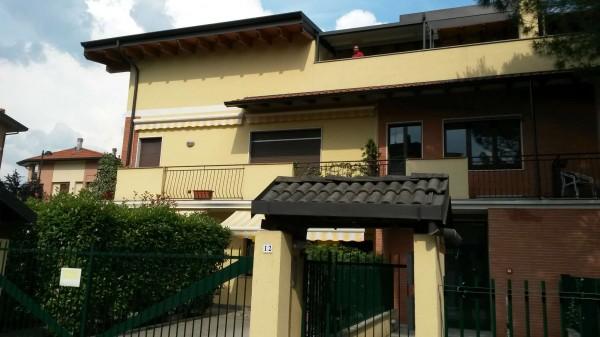 Appartamento in vendita a Cesate, Arredato, con giardino, 110 mq - Foto 9