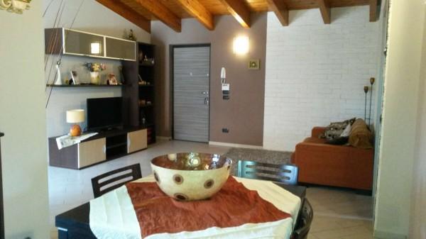 Appartamento in vendita a Cesate, Arredato, con giardino, 110 mq - Foto 3
