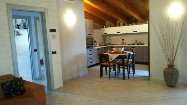 Appartamento in vendita a Cesate, Arredato, con giardino, 110 mq - Foto 8