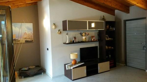 Appartamento in vendita a Cesate, Arredato, con giardino, 110 mq - Foto 6
