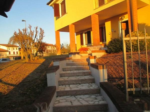 Villa in vendita a Alessandria, Gerlotti, Con giardino, 230 mq - Foto 11