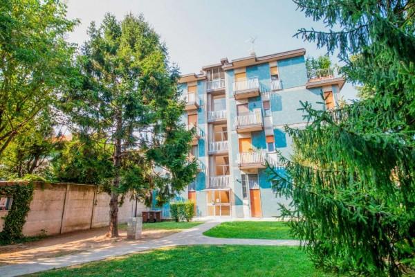 Appartamento in vendita a Milano, Affori Centro, Con giardino, 65 mq - Foto 15