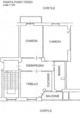 Appartamento in vendita a Torino, Mirafiori Nord, 85 mq - Foto 2