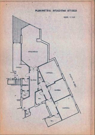Appartamento in vendita a Roma, Clodio, 185 mq