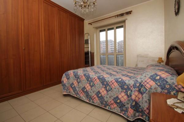 Appartamento in vendita a Torino, Rebaudengo, 87 mq - Foto 14