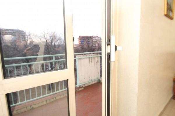 Appartamento in vendita a Torino, Rebaudengo, 87 mq - Foto 3