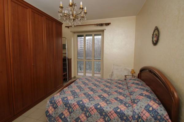 Appartamento in vendita a Torino, Rebaudengo, 87 mq - Foto 12