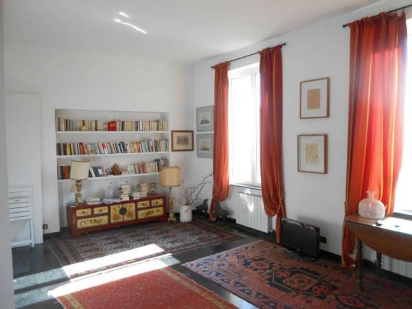 Appartamento in affitto a Genova, Adiacenze Assarotti, Arredato, con giardino, 55 mq