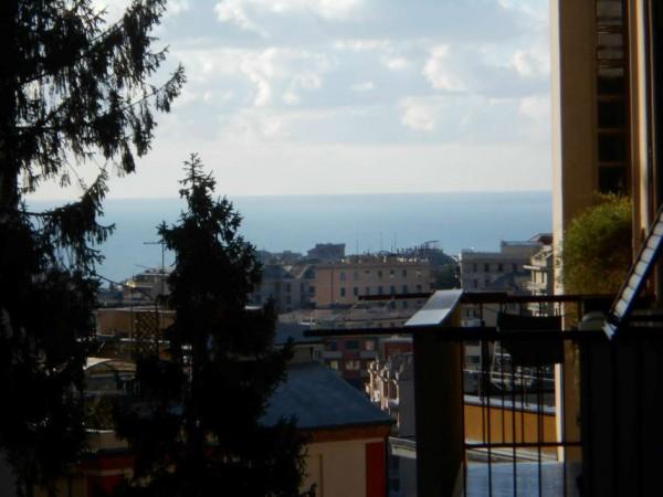 Appartamento in vendita a Genova, San Martino, Arredato, 102 mq - Foto 46