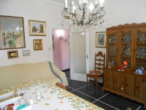 Appartamento in vendita a Genova, San Martino, Arredato, 102 mq - Foto 41