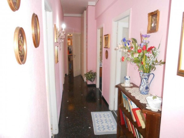 Appartamento in vendita a Genova, San Martino, Arredato, 102 mq - Foto 29