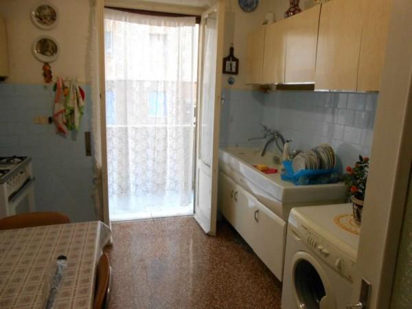Appartamento in vendita a Genova, San Martino, Arredato, 102 mq - Foto 53