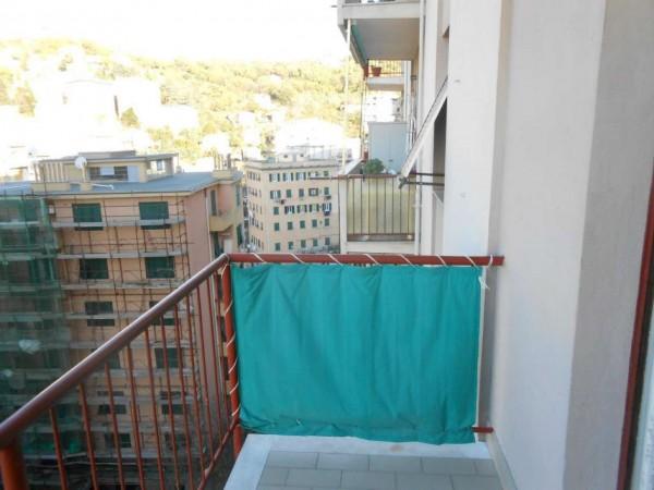Appartamento in vendita a Genova, San Martino, Arredato, 102 mq - Foto 10