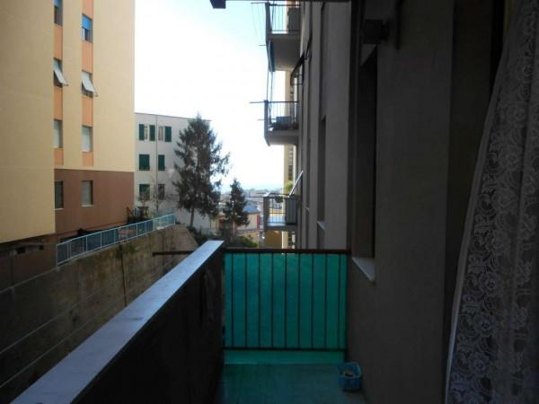 Appartamento in vendita a Genova, San Martino, Arredato, 102 mq - Foto 12