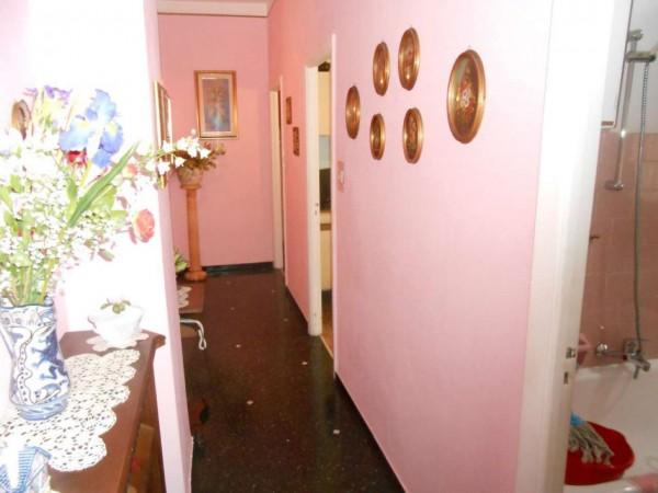 Appartamento in vendita a Genova, San Martino, Arredato, 102 mq - Foto 52
