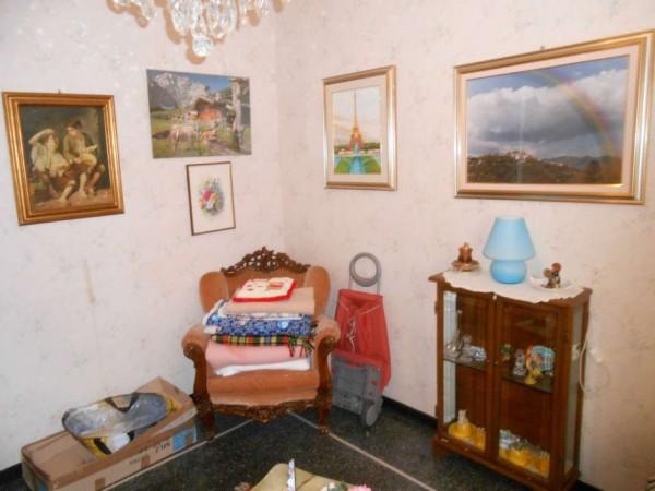 Appartamento in vendita a Genova, San Martino, Arredato, 102 mq - Foto 19