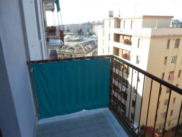 Appartamento in vendita a Genova, San Martino, Arredato, 102 mq - Foto 11