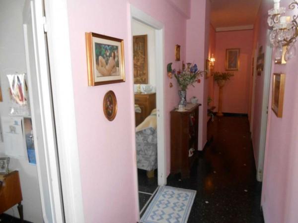 Appartamento in vendita a Genova, San Martino, Arredato, 102 mq - Foto 30