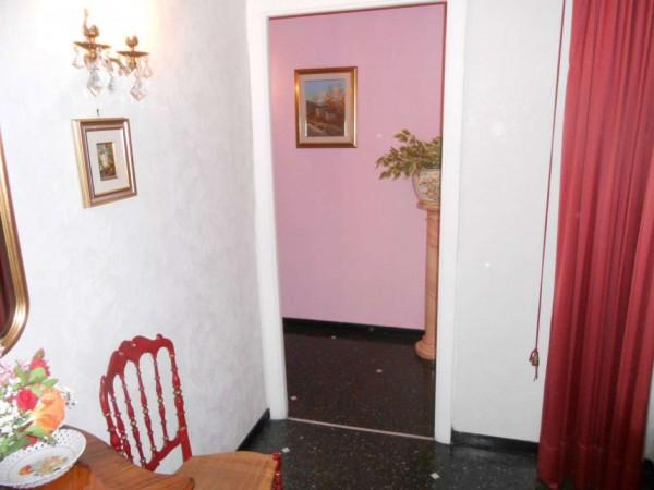 Appartamento in vendita a Genova, San Martino, Arredato, 102 mq - Foto 44