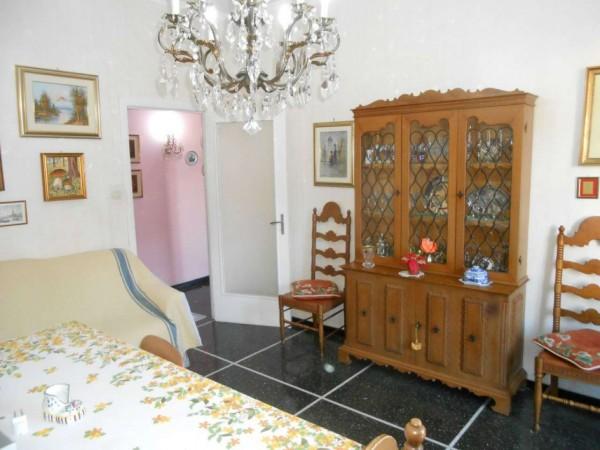 Appartamento in vendita a Genova, San Martino, Arredato, 102 mq - Foto 36