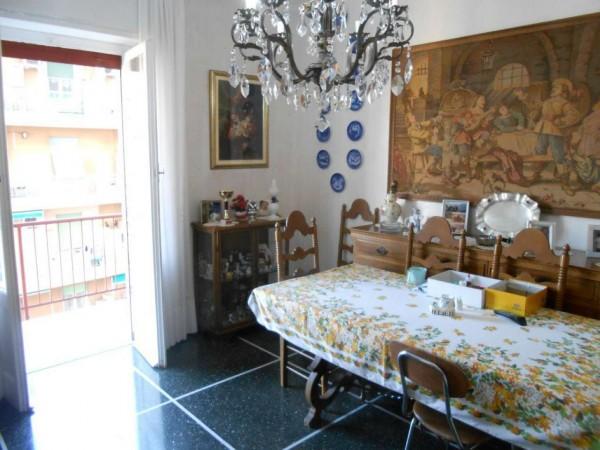 Appartamento in vendita a Genova, San Martino, Arredato, 102 mq - Foto 42