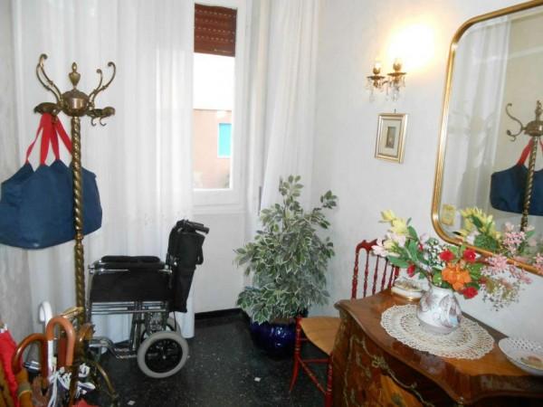 Appartamento in vendita a Genova, San Martino, Arredato, 102 mq - Foto 45
