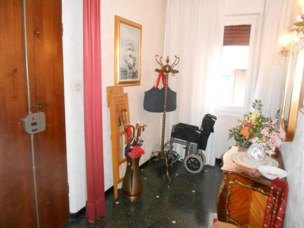Appartamento in vendita a Genova, San Martino, Arredato, 102 mq - Foto 54