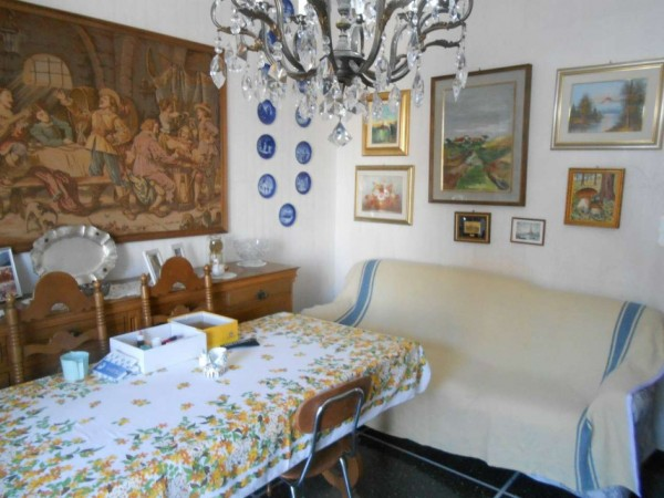 Appartamento in vendita a Genova, San Martino, Arredato, 102 mq - Foto 40