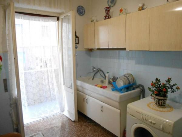 Appartamento in vendita a Genova, San Martino, Arredato, 102 mq - Foto 33