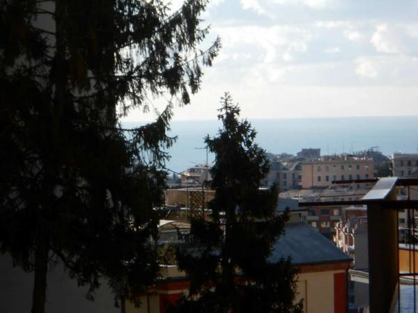 Appartamento in vendita a Genova, San Martino, Arredato, 102 mq - Foto 5