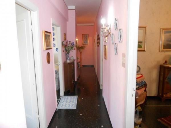 Appartamento in vendita a Genova, San Martino, Arredato, 102 mq - Foto 32