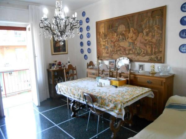 Appartamento in vendita a Genova, San Martino, Arredato, 102 mq - Foto 37