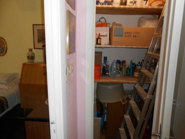 Appartamento in vendita a Genova, San Martino, Arredato, 102 mq - Foto 47