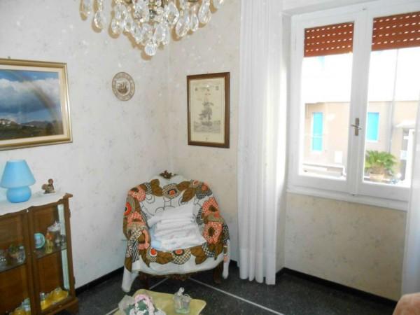 Appartamento in vendita a Genova, San Martino, Arredato, 102 mq - Foto 20