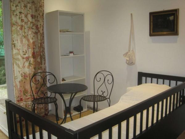 Appartamento in affitto a Roma, Medaglie D'oro, Arredato, con giardino, 30 mq - Foto 6