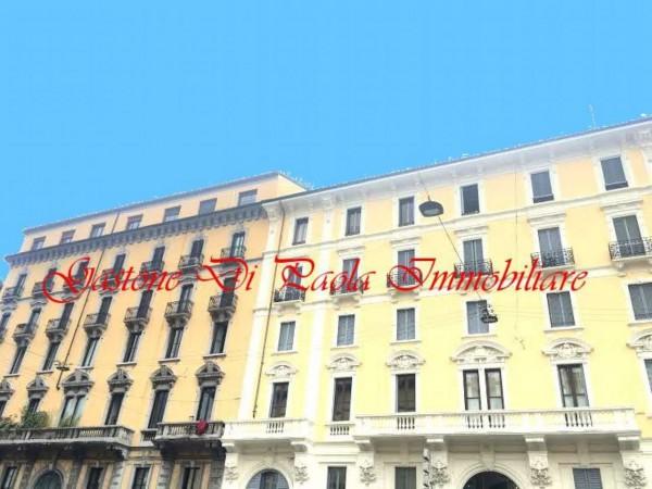 Appartamento in vendita a Milano, Porta Venezia, Con giardino, 200 mq - Foto 3