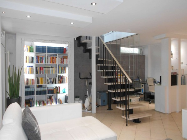 Appartamento in vendita a Alpignano, Belvedere, Con giardino, 125 mq - Foto 18