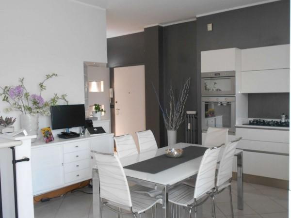 Appartamento in vendita a Alpignano, Belvedere, Con giardino, 125 mq