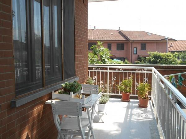 Appartamento in vendita a Alpignano, Belvedere, Con giardino, 125 mq - Foto 9