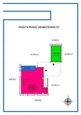Appartamento in vendita a Alpignano, Belvedere, Con giardino, 125 mq - Foto 4
