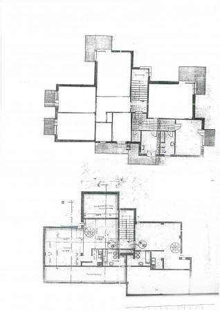 Appartamento in vendita a Fiano, Mandria, Con giardino, 170 mq - Foto 2