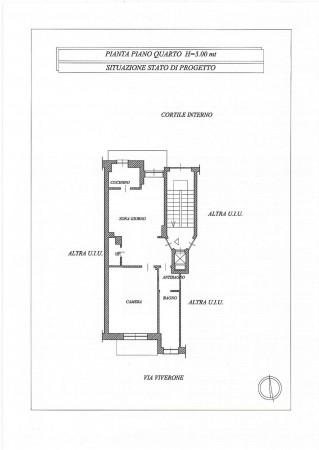 Appartamento in vendita a Torino, Vicinanze Via Giovanni Servais, 62 mq - Foto 3