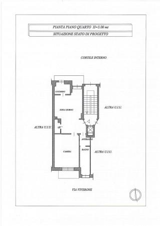 Appartamento in vendita a Torino, Vicinanze Via Giovanni Servais, 62 mq - Foto 4