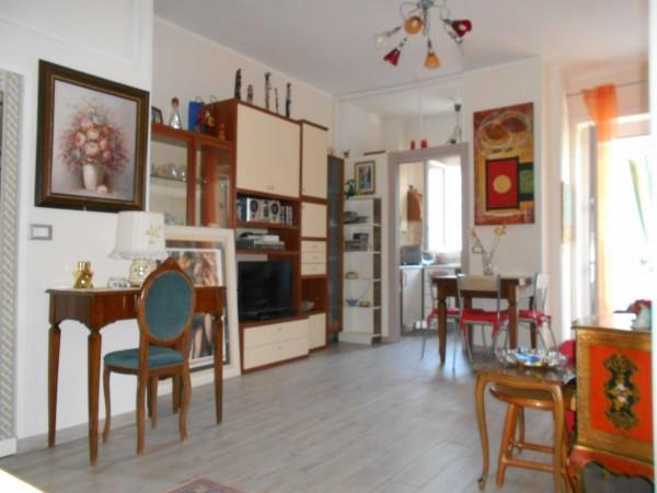 Appartamento in vendita a Torino, Vicinanze Via Giovanni Servais, 62 mq
