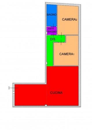 Appartamento in vendita a Torino, Parella, 110 mq - Foto 3