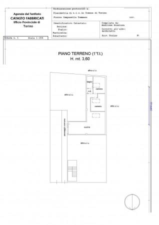 Appartamento in vendita a Torino, Parella, 110 mq - Foto 2