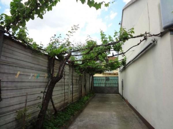 Casa indipendente in vendita a Torino, Madonna Campagna, Con giardino, 90 mq - Foto 20