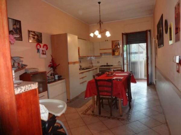 Casa indipendente in vendita a Torino, Madonna Campagna, Con giardino, 90 mq - Foto 13